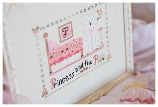 Princess and the P (Little House Needleworks)