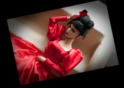 Triss (Couture Salon) as Gia Maria Carangi
