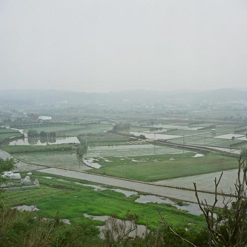 田園 - Country side.