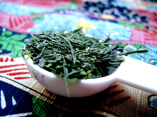 How to prepare and drink sencha