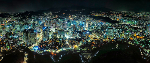 Seoul by Clint Sharp, on Flickr