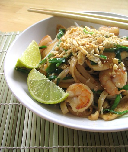 my favorite Thai dish... my favorite Thai organization? can't speak knowledgeably about that...