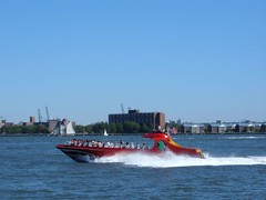 Fast NYC Harbor Tour