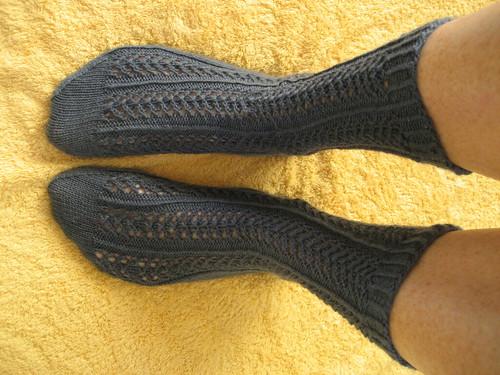Hedera Socks