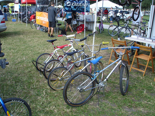 Vintage BMX collection