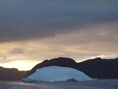 Azul y Oro (Groenlandia 2007) Tags: greenland polar artic polo groenlandia rtico grondland