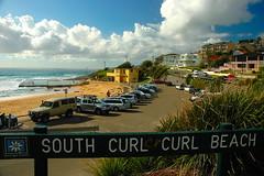 South Curl Curl Beach (The world is my canvas) Tags: sky beach water curl oceanpool southcurlcurlbeach