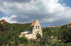 Parish Church, Las Mdulas, Spain (Big Mike 42) Tags: espaa church geotagged spain romanempire goldmine mdulas stripmining