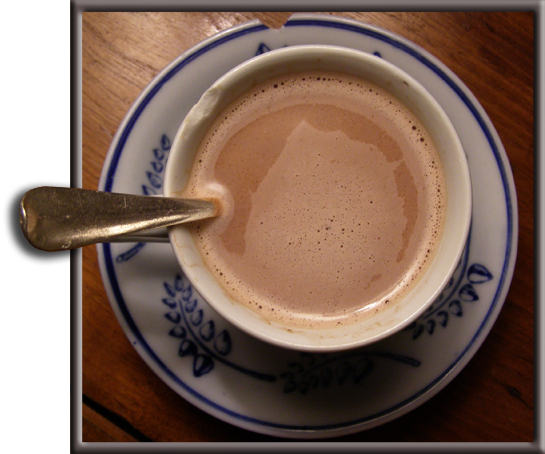 Hot Chocolate Frame Break