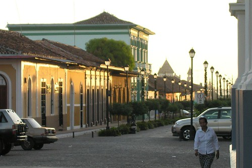 Colonial homes walking tours of Granada, Nicaragua, proceeds go to library and school projects