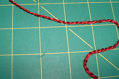 red silk yarn 3