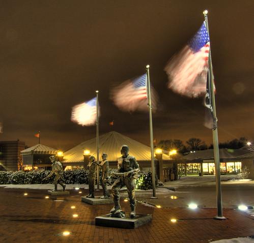 Blue Ash Veteran's Memorial