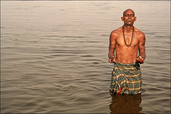 Pranayama - Prayag (Elishams) Tags: india river indian traditional faith religion pray culture devotion sacred hinduism pilgrimage puja ganga sadhu ganges mela pilgrims allahabad prayag northindia uttarpradesh  kumbhmela kumbh pranayama indedunord makarsankaranti
