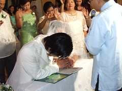 DSCF2810 (gospelwings) Tags: wedding micheal talaga kasal mayeth tanauancity trexed jardindesanantonio