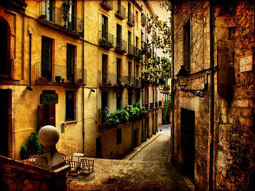 Streets of Girona (XI)