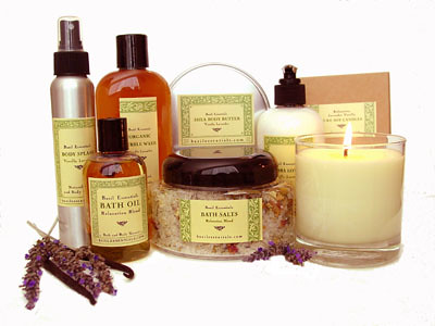 Aromatherapy Stress, Aromatherapy