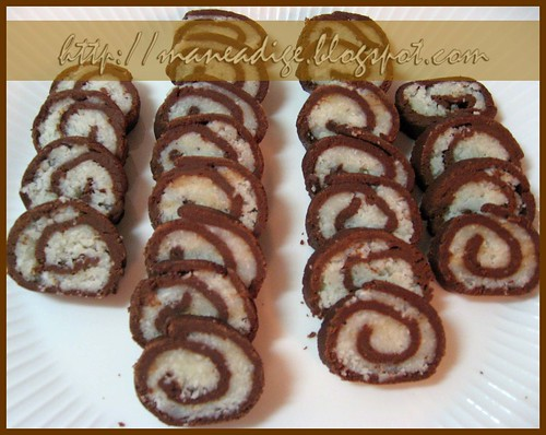 Milk Cake Recipe In Kannada: Mane Adige: Eggless Chocolate Rolls