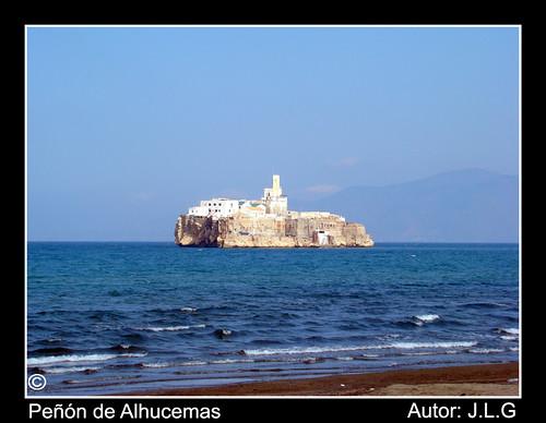 Peñón de Alhucemas, Isla Española