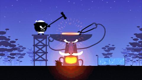 Blacksmith Mini Game