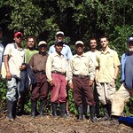 Bosawas field team, June 2007 thumbnail