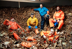 Rollo_Crew_2006 (coreyfishes) Tags: ocean sea snow color ice dutch weather alaska danger harbor photo fishing fisherman king arnold picture wave crab corey catch kingcrab discovery harsh beringsea crabbing rollo bering snowcrab opilio deadliest deadliestcatch coreyfishes
