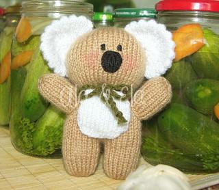 Free Jean Greenhowe Knitting Patterns : Ravelry: Koala pattern by Jean Greenhowe