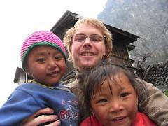 Tibetian kids