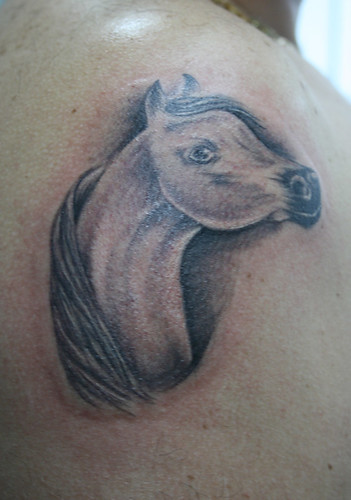 BerryTattoo.it Work, Tatuaggio, Ink, Horse Tattoo, Design, tattoo, berry