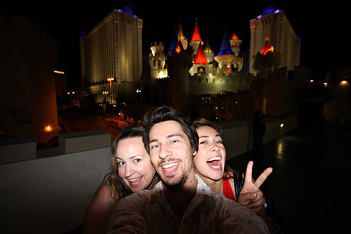 The Trio at Excalibur