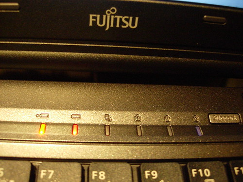 Fujitsu lifebook v1010