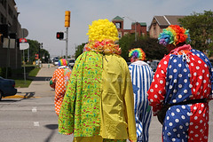 Jesus Loves you Clowns