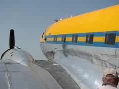 Flügelwurzel: Douglas DC-3 Dakota