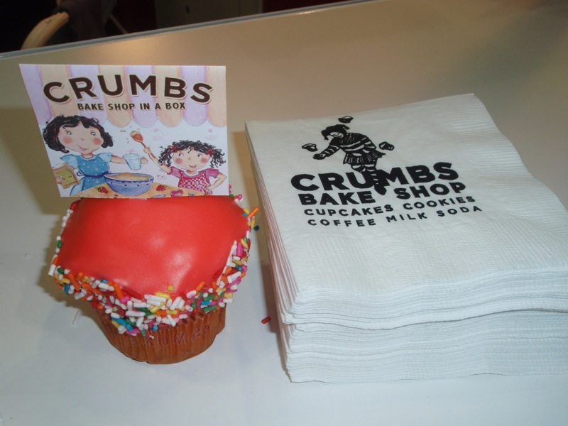 Crumbs Bake Shop in a Box giveaway