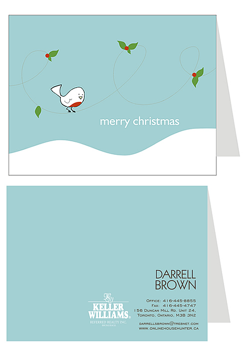 Corporate Christmas Card