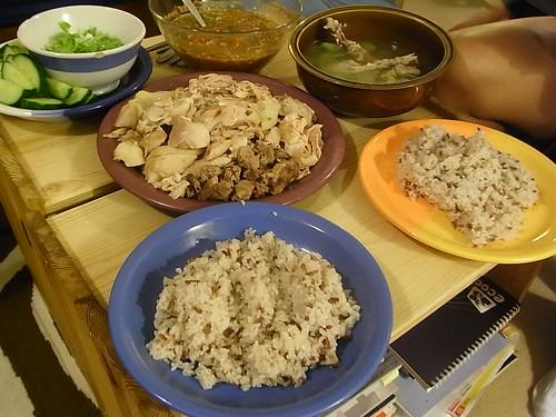 ข้าวมันไก่ เชกูวารา