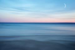 Sun Down (JMS2) Tags: beach horizon bluehour sunset water sound blus icm colors blue