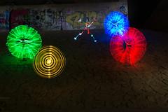 Jump (isco786) Tags: lightpainting orb swirly lichtmalerei