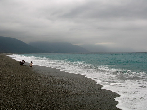 north of Hualien