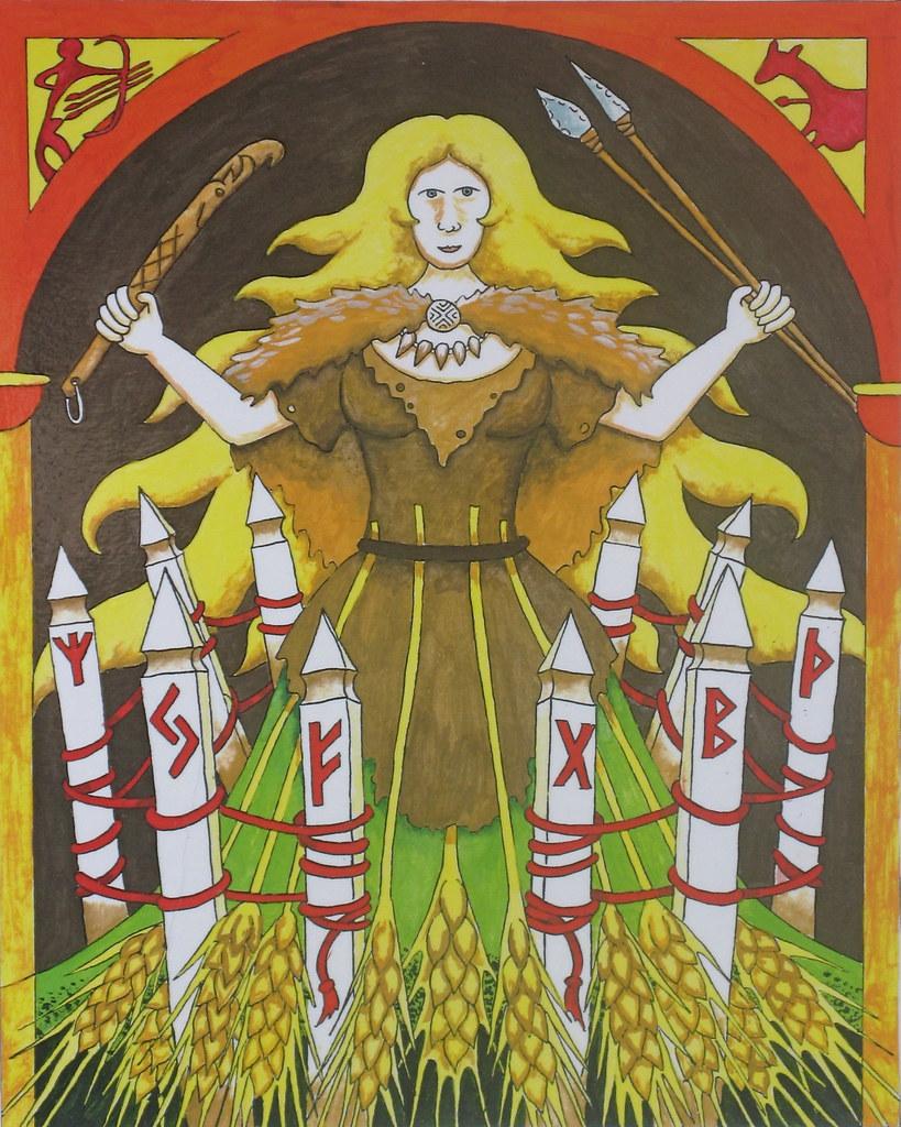 Goddess Gerd