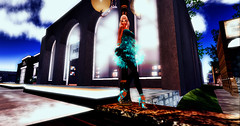 Fashion Stroll (Triple P Productions) Tags: fashion sl secondlife foam couture totalbetty stilettomoody