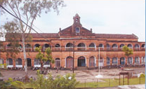 Mission High School in Seoni, India