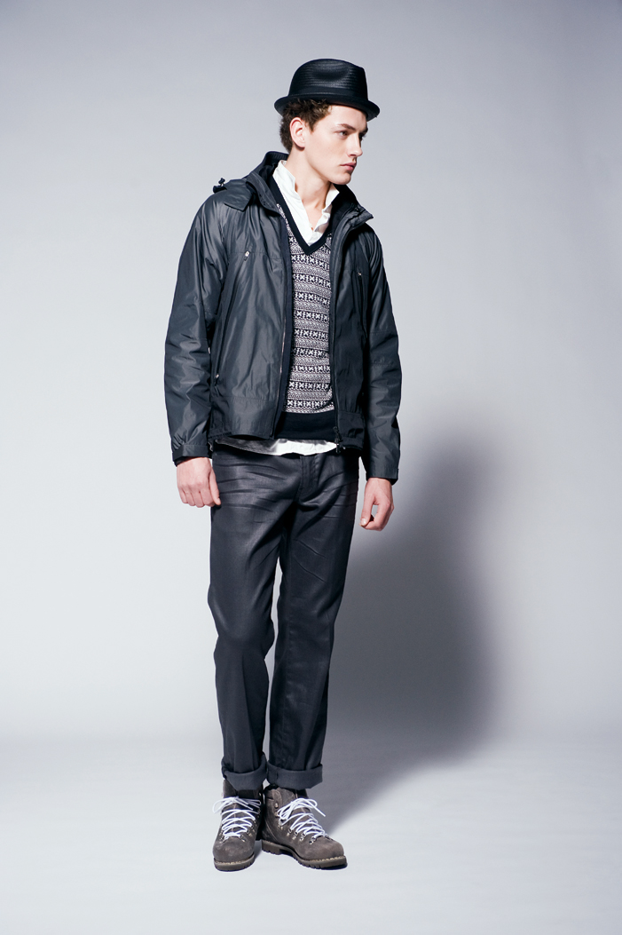 Jakob Hybholt0192_JOSEPH HOMME CASUAL 2011 Spring-Summer Collection(Official)