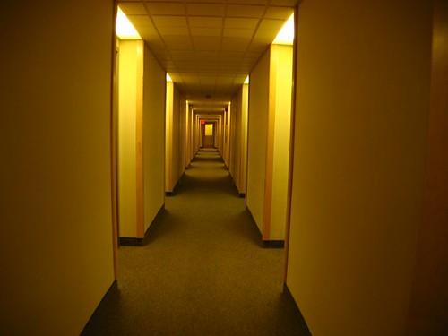 Hallway.