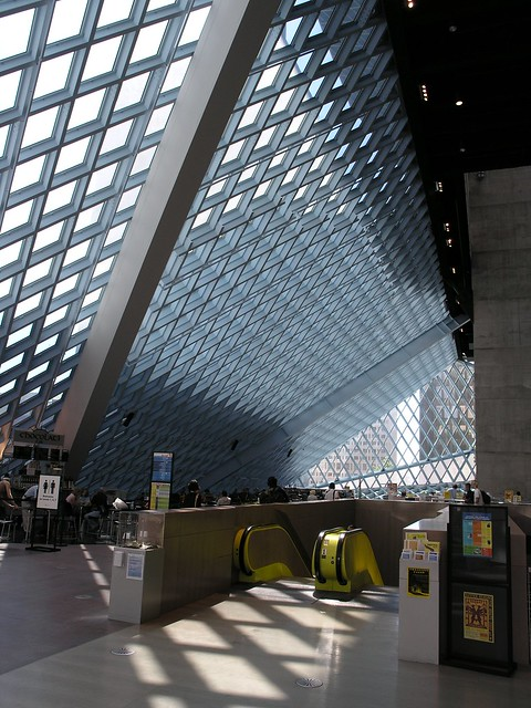Seattle Public Library 6