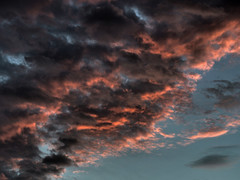Autumn sky (Ubierno) Tags: autumn sunset sky españa cloud fall atardecer spain alicante ciel cielo nubes otoño nuages espagne anawesomeshot flickrphotoaward ubierno