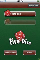 FiveDice