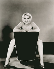 Joan Blondell. (carbonated) Tags: ladies vintage famous