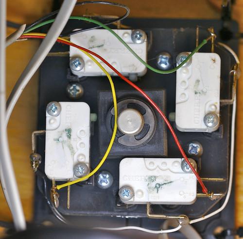 Control Stick Wiring