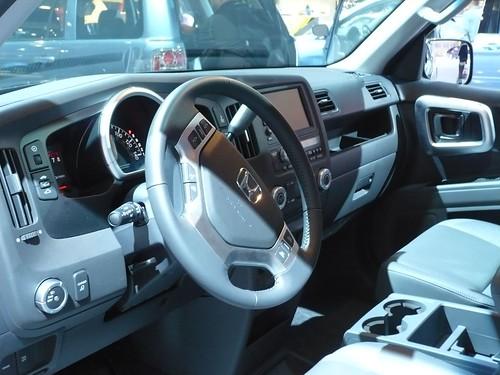 Honda Ridgeline Interior Pictures. Honda Ridgeline Interior
