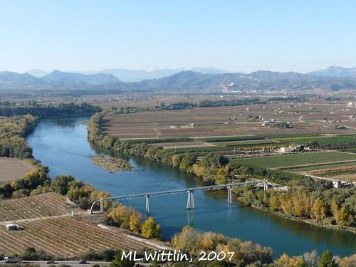 Ebro Valley Spain Ebro Valley From el Castellet